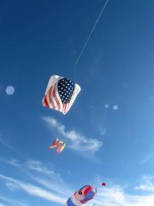 Patriotic Stuff? Check. Thanks again to Go Big Or Go Home John.